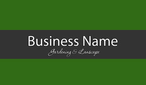 Gardening Business Cards 16