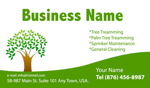 Gardening Business Cards 17