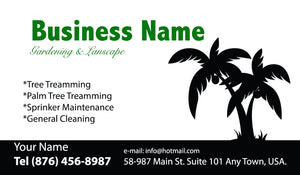 Gardening Business Cards 18