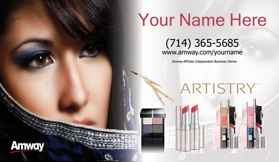 Amway Business Cards 24
