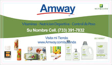 Load image into Gallery viewer, Amway Business Cards 31