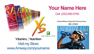 Amway Business Cards 41