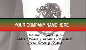 Tacos Business Card 11
