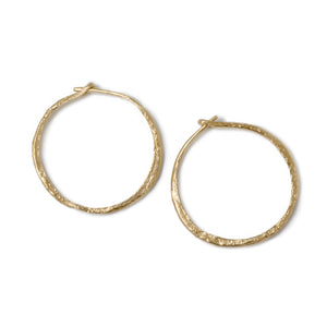 Quiver Hoop Earrings