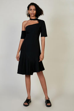 Deconstructed Dress - BLANCORE