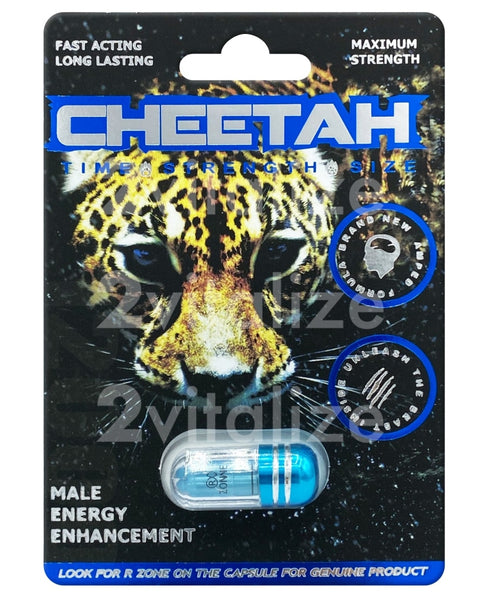 Cheetah New