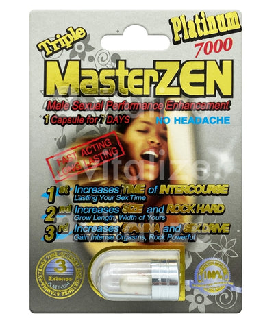 Limited Qty!! - Masterzen Platinum 7000 Shop