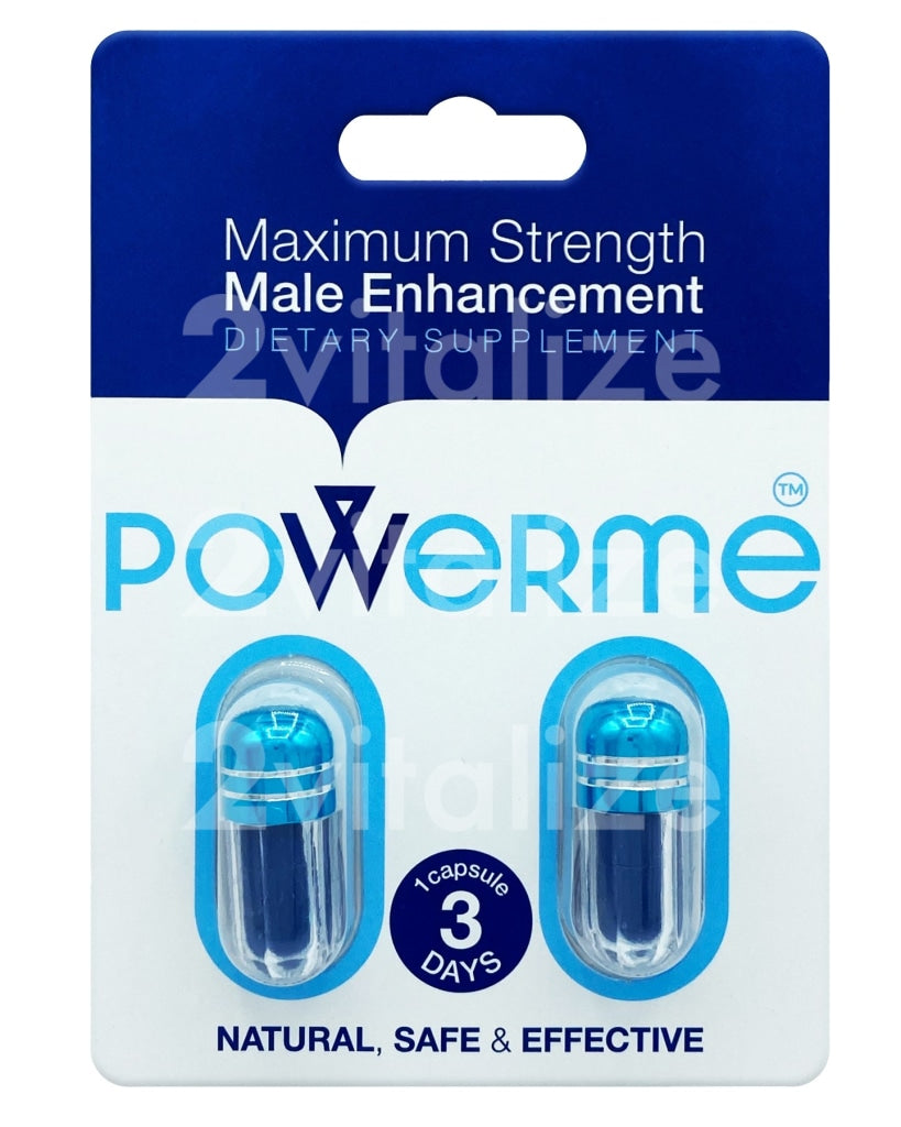 Power Me Twin Pack