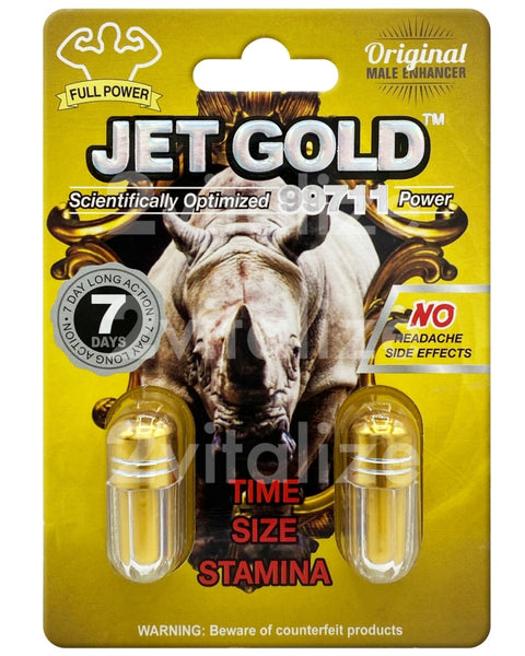 Rhino Jet Gold 99711 Twin Pack Shop