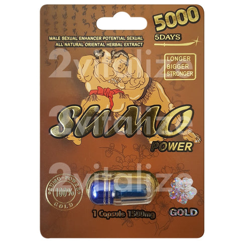 Sumo Power Gold 5000 5 Dyas Shop