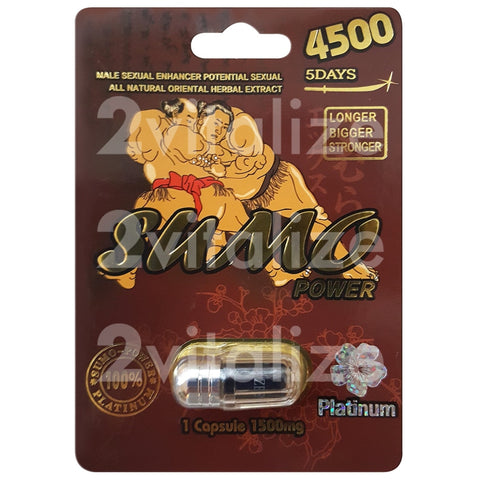 Sumo Power Platinum 4500 5 Dyas Shop