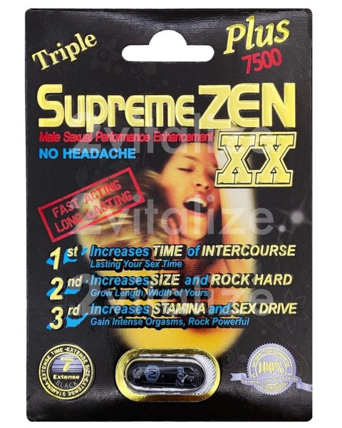 Supreme Zen Xx Plus 7500 Shop