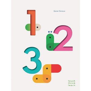 123 Touch Think Learn Book