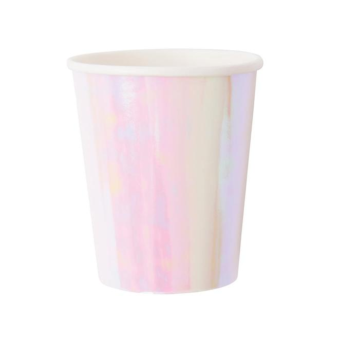 Waterlemon Kids, MERI MERI, Iridescent Party Cups, Cup, cups, Party, Tableware