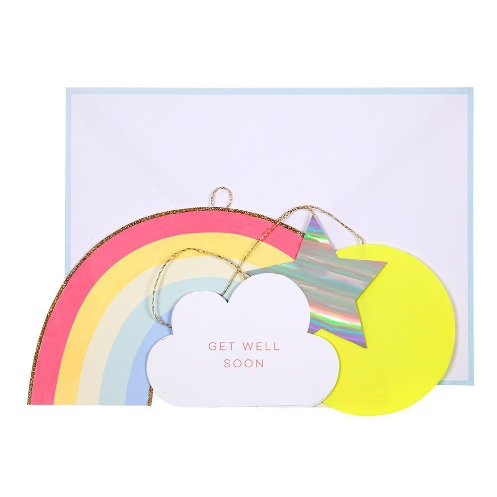 Waterlemon Kids - Get Well Soon Mobile Card - Card