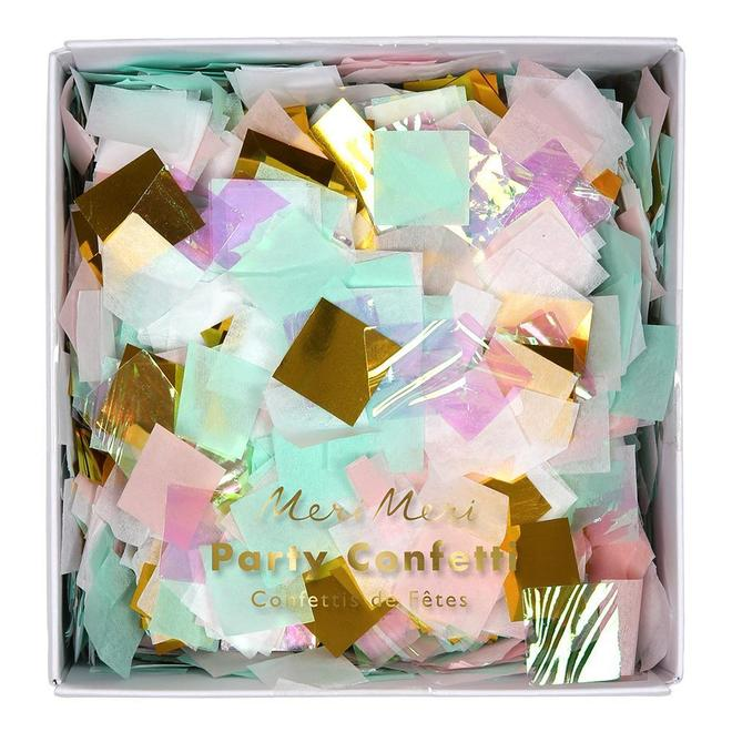Iridescent Party Confetti