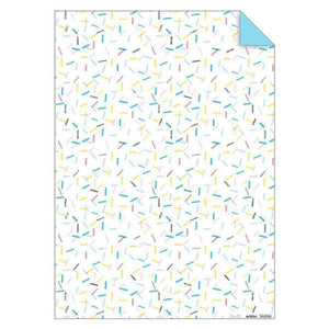 Sprinkles Sheet Wrap
