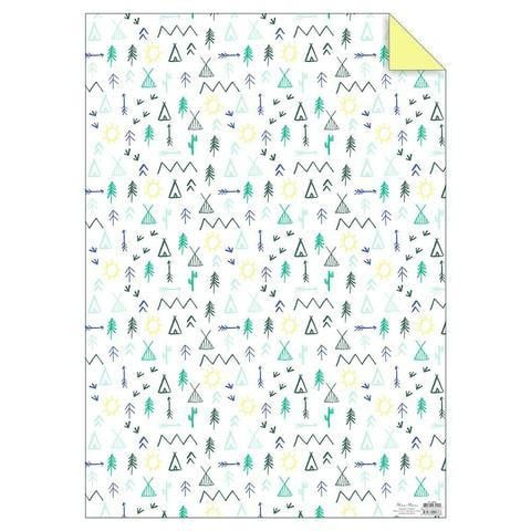 Waterlemon Kids - Camping Sheet Wrap - Gift Wrap