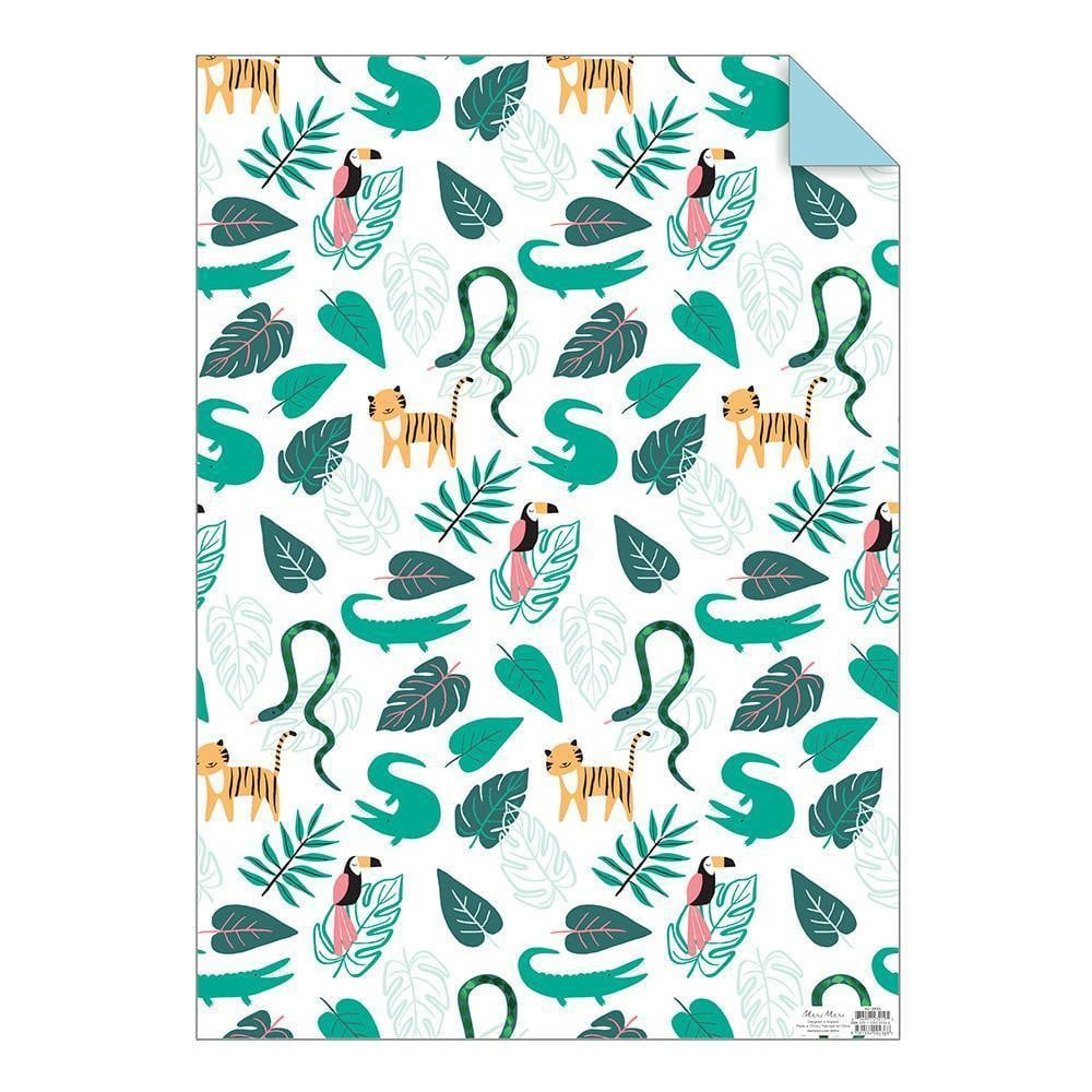 Waterlemon Kids - Go Wild Sheet Wrap - Gift Wrap
