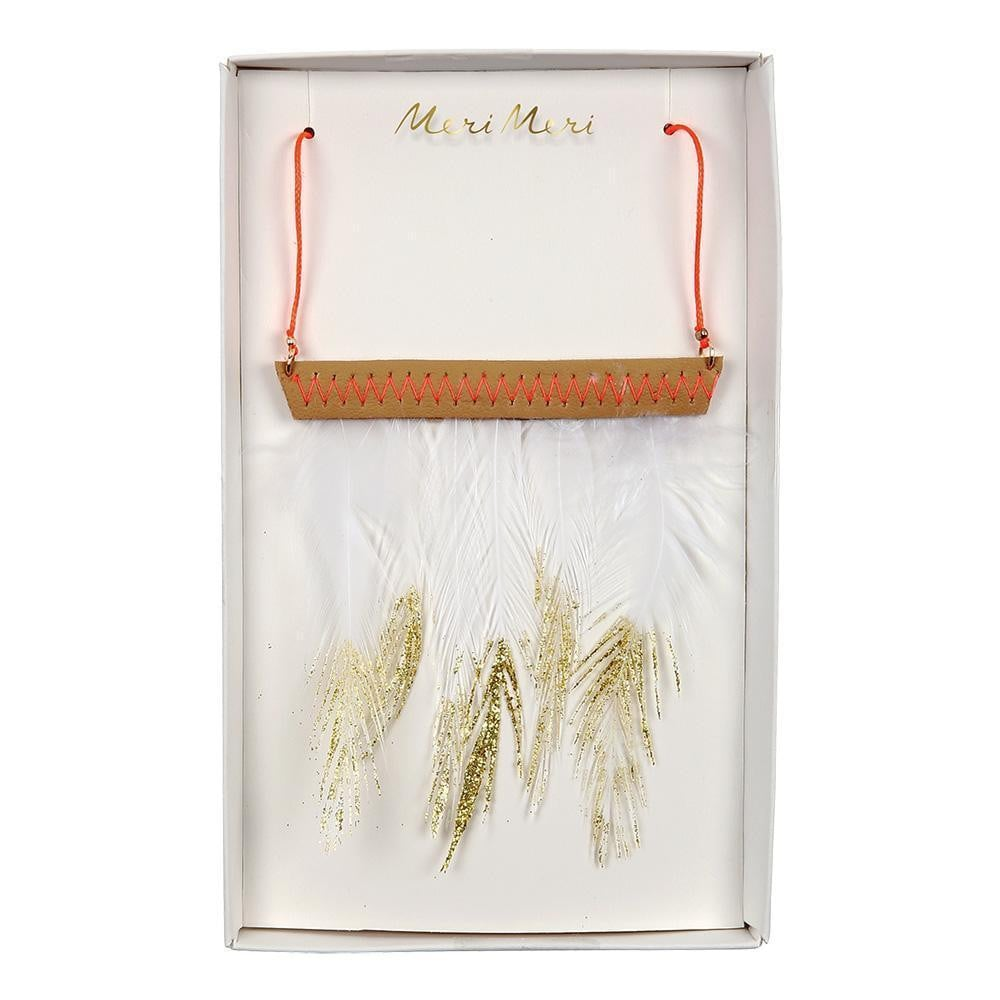Waterlemon Kids - Feather Necklace - Necklace