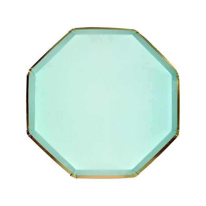 Mint Cocktail Plate
