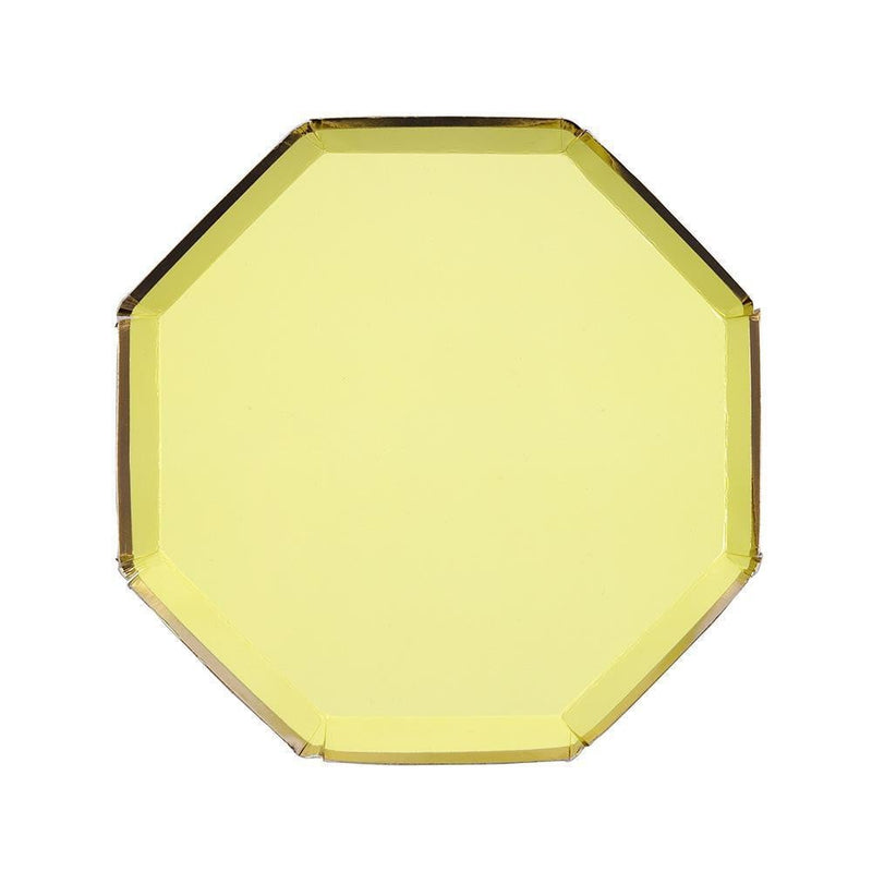 Pale Yellow Side Plate