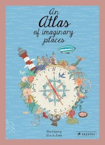 An Atlas of Imaginary Places - Waterlemon Kids - Book