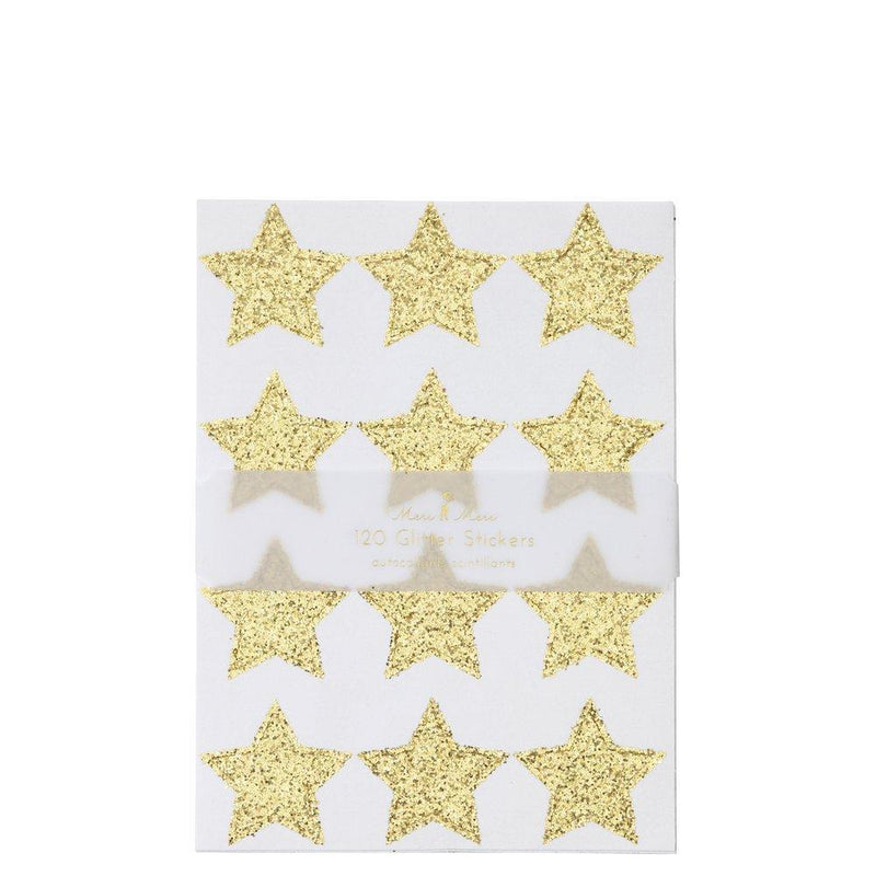 Gold Star Sticker Sheets