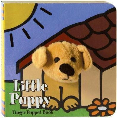 Waterlemon Kids - Baby Puppy Finger Book - Book