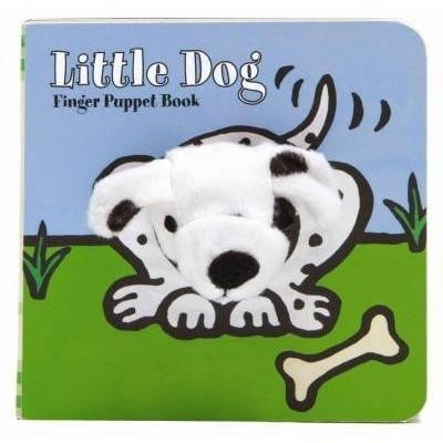 Baby Dog Finger Book - Waterlemon Kids - Book