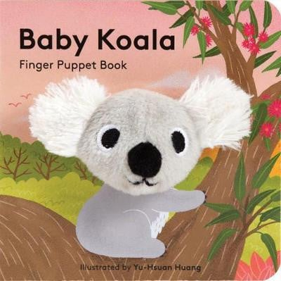 Waterlemon Kids - Baby Koala Finger Book - Book