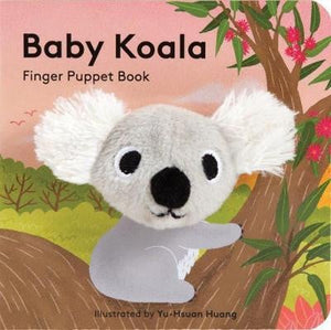 Waterlemon Kids, Stephen Young/Penguin RH, Baby Koala Finger Book, Book, Book, Toy