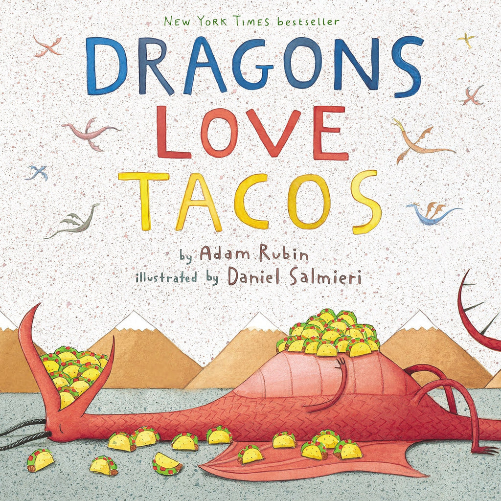 Waterlemon Kids - Dragons Love Tacos - Book