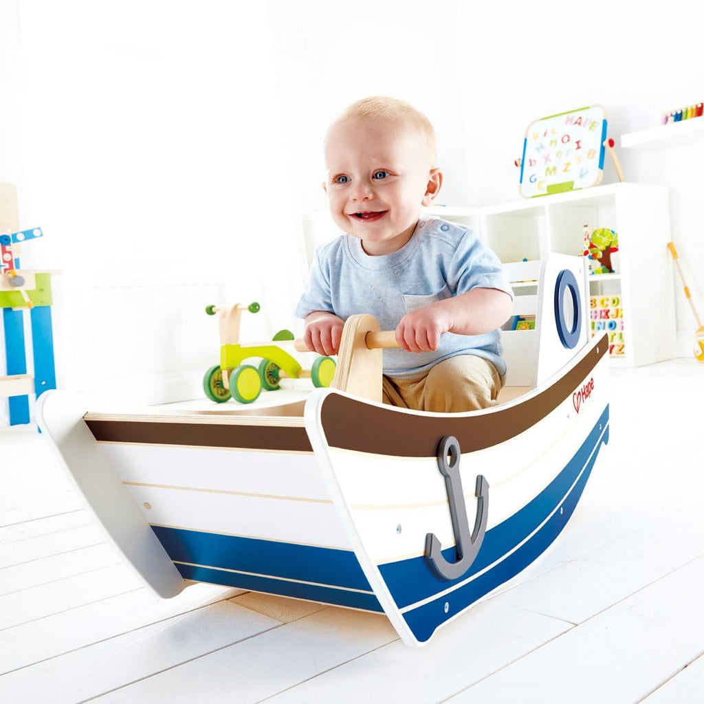 Waterlemon Kids - High Seas Rocker - Toy