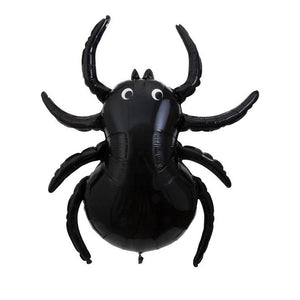 Helium Foil Balloon- Halloween Spider