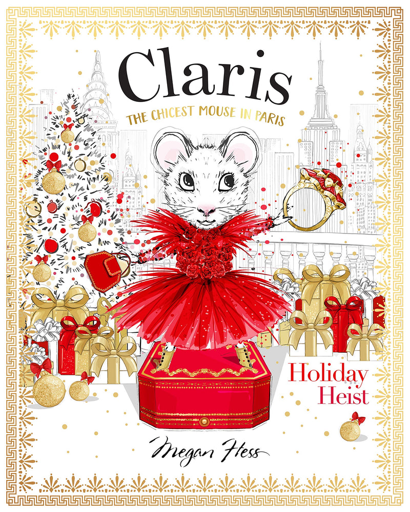 Claris: Holiday Heist