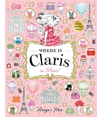 Where is Claris? In Paris!