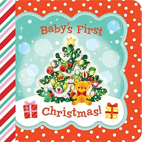 Babies First Christmas Book