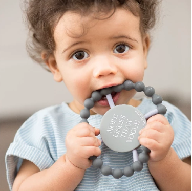 Vogue Teething Ring