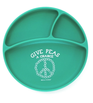 Give Peas a Chance Wonder Plate
