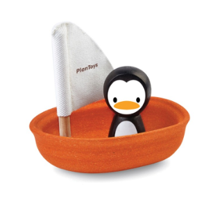 Sailing Boat- Penguin