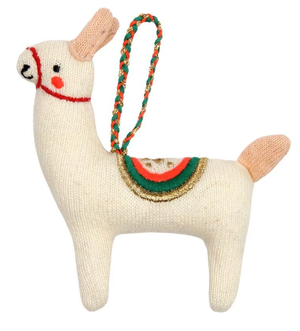 Llama Tree Decoration