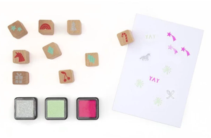Unicorn Stamp Advent Calendar
