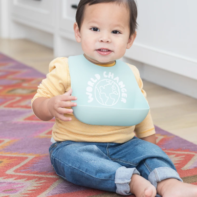 World Changer Bib