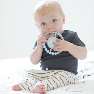 Boat Teething Ring