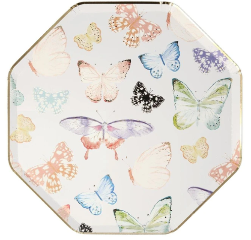 Butterfly Large Plates