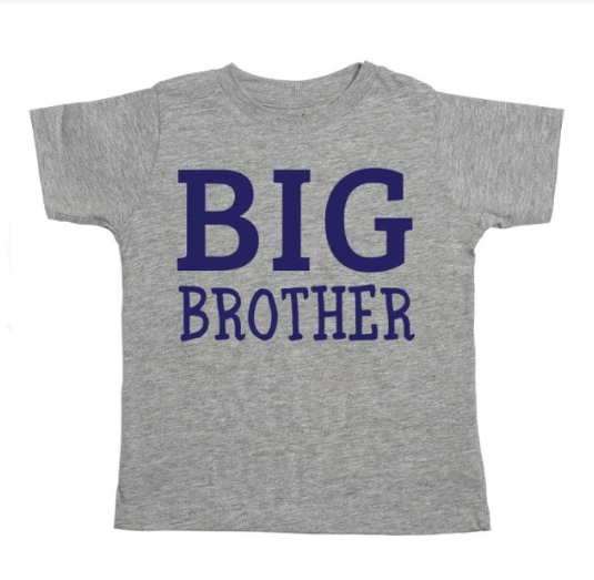 Big Brother Short Sleeve