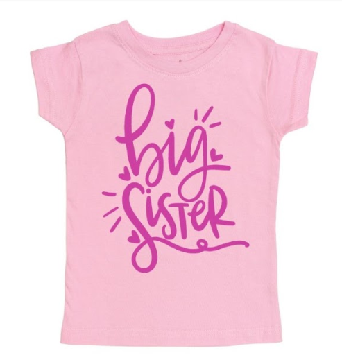 Big Sister Short Sleeve