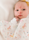 Muslin Swaddle- Unicorn Dream