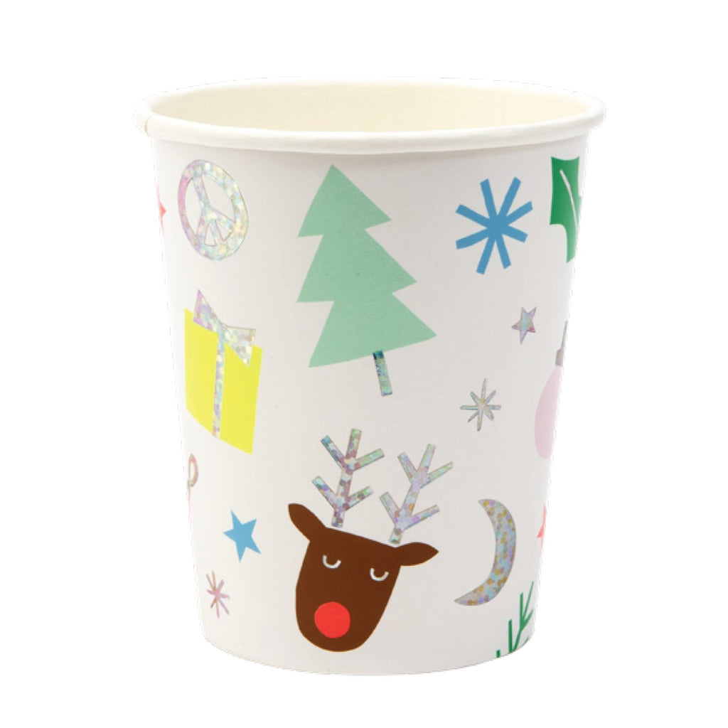 Festive Fun Christmas Cups